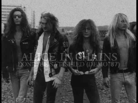 Tekst piosenki Alice In Chains - Don't Be Satisfied po polsku