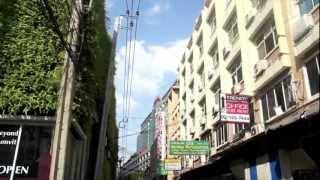 タイの通り・街並スクンビット通り