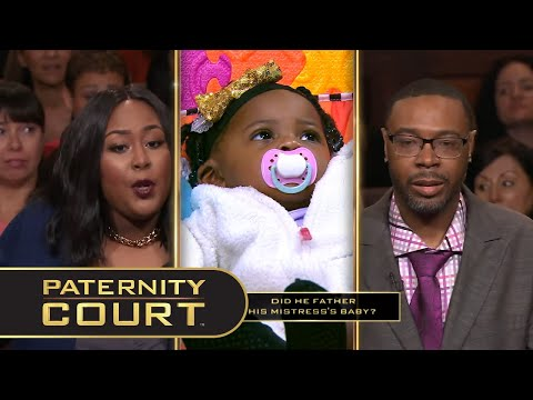Woman Using Paternity Test To Make Man Leave His Wife (Full Episode) | Paternity Court
