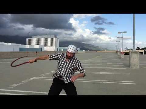5-foot Whip Demo (видео)