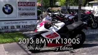 8. Pre-Owned 2013 BMW K1300S 30th Anniv. Edition at Euro Cycles of Tampa Bay