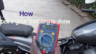 9. How to tell if it's time for a new motorcycle battery