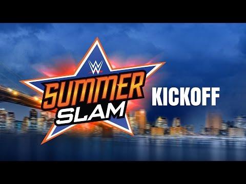SummerSlam Kickoff: August 21, 2016