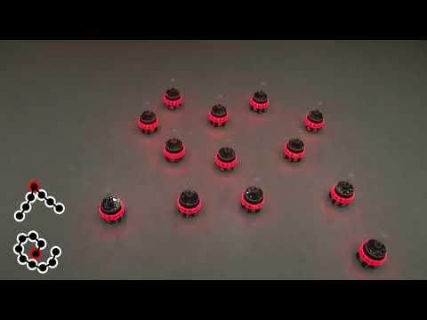 العرب اليوم - باحثون يطورون روبوتات جديدة يمكنها العمل معا