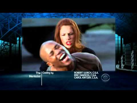 """The Mentalist 4x05  """"Blood and Sand"""" Promo HD"""