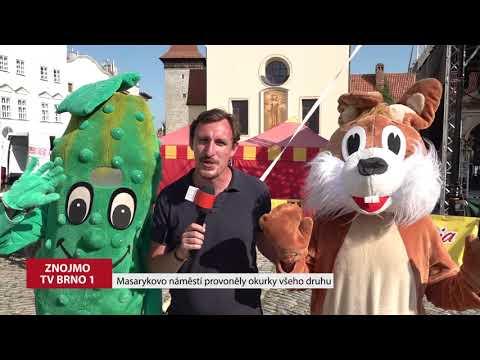 TVS: Deník TVS 6. 8. 2018