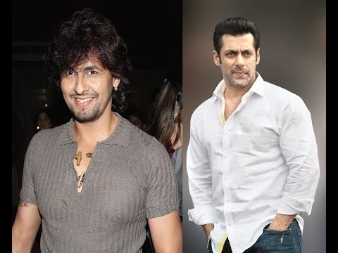 Salman Sees Red At Sonu Nigam!