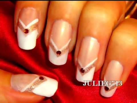 Home Depot Picture: white nail designs - white nail designs ideas