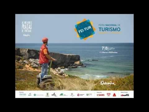 Vila Nova de Milfontes Drone Video