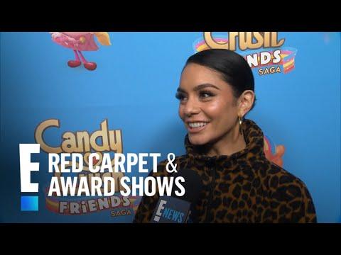 Vanessa Hudgens Reacts to Selena Gomez's Hospitalization   E! Red Carpet & Live Events