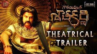Gautamiputra Satakarni Theatrical Trailer | Nandamuri Balakrishna | A Film by Krish | #NBK100 full download video download mp3 download music download
