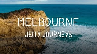 Melbourne Australia  city photos gallery : GREAT OCEAN ROAD + MELBOURNE — Australia Road Trip Travel Vlog | Jelly Journeys