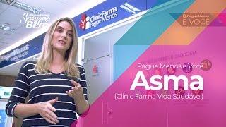 Pague Menos e Você - Asma (Vida Saudável Clinic Farma)