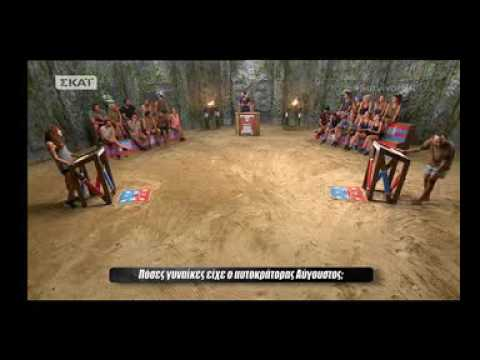 Survivor: Την… είπε στον Σπαλιάρα για τις 4000 γυναίκες - H αντίδραση των παικτών