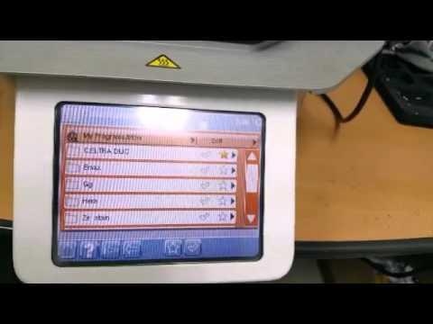 Dentsply korea NTX Press (видео)