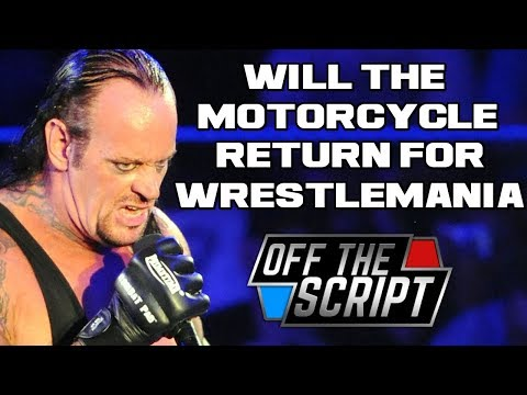 The Undertaker RETURNING AS THE AMERICAN BADASS For Wrestlemania 34? | Off The Script 213 Part 1