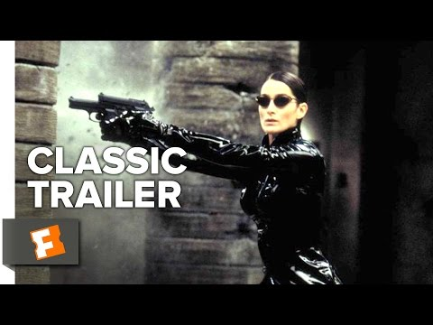 The Matrix Reloaded (2003) Official Trailer #1 - Keanu Reeves Movie HD