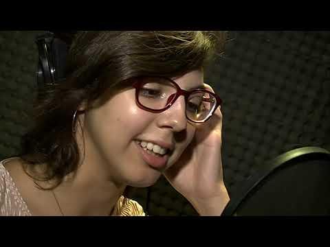 Szűcs-Nagy Liza a 9. Pont Karaokeverseny győztese elkészítette lemezét (Pont - 2018.10.12.)