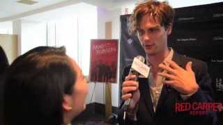 Nonton Matthew Gray Gubler Interviewed At Band Of Robbers World Premiere At La Film Festival  Laff Film Subtitle Indonesia Streaming Movie Download