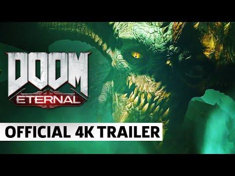 "DOOM Eternal – Official ""The Ancient Gods"" Trailer   Part 1"