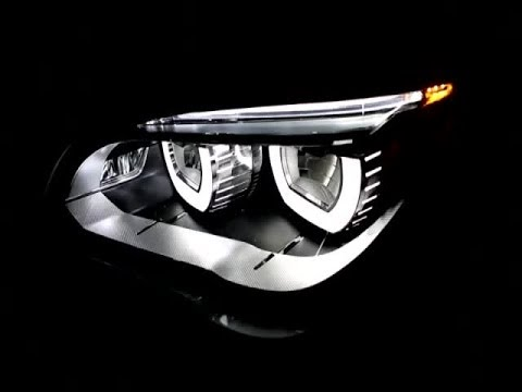 BMW Intelligent Headlight Technology
