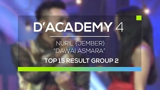Nuril, Jember - Dawai Asmara (D'Academy 4 Top 15 Result Group 2) Video