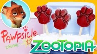 Download Youtube: ZOOTOPIA PAWPSICLES ft Teala Dunn! - NERDY NUMMIES
