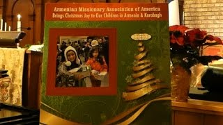 Armenian Missionary Association of America AMAA Best of Christmas holiday concert
