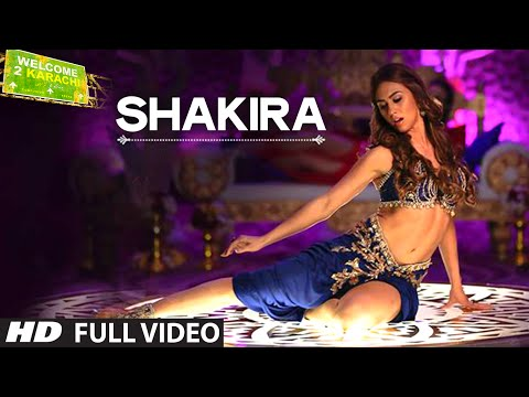Video 'Shakira' Full VIDEO Song | Welcome 2 Karachi | T-Series download in MP3, 3GP, MP4, WEBM, AVI, FLV January 2017