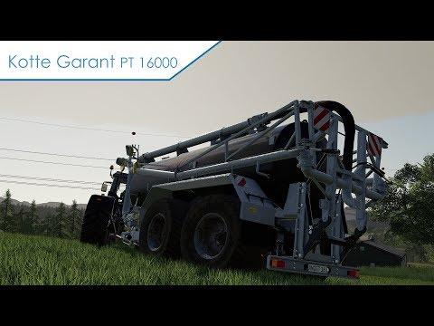 Kotte Garant PT 16000 v1.0.0.0