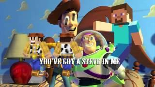 Video You've Got a Steve In Me - UP DOWN ALBUM (EPIC TOY STORY MINECRAFT PARODY ✔) MP3, 3GP, MP4, WEBM, AVI, FLV Desember 2017