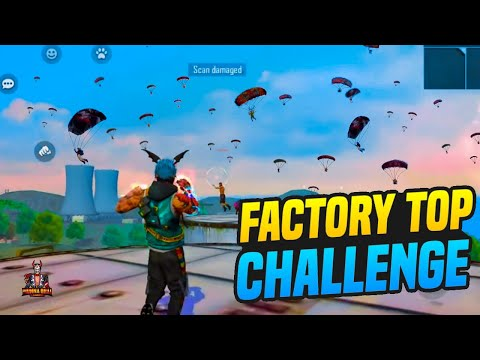 King Of Factory Fist Fight | CHALLENGE Gone WRONG | Amazing Headshots on Factory  - Garena Free Fire