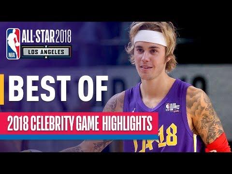 2018 NBA Celebrity Game Highlights   Presented by Ruffles_Celebek. Heti legjobbak