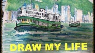 AVA LIU - DRAW MY LIFE