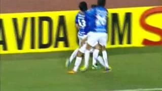 Os gols de Bahia 3 x 2 Avaí pela 27ª rodada do Brasileirão 2011