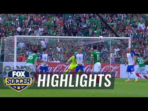 Mexico vs. United States | 2017 CONCACAF World Cup Qualifying Highlights