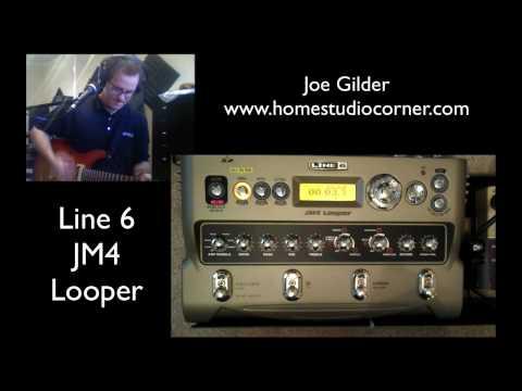 Line 6 JM4 Looper Review – HomeStudioCorner.com