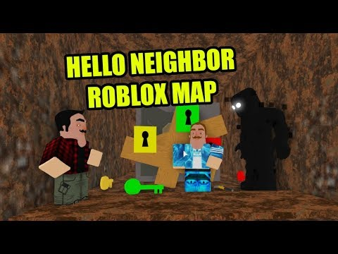 Hello, Father Full Game | Hello Neighbor Roblox Map (видео)
