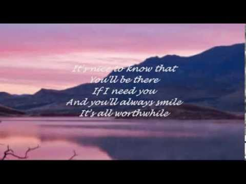 ANDY WILLIAMS - I WON'T LAST A DAY WITHOUT YOU