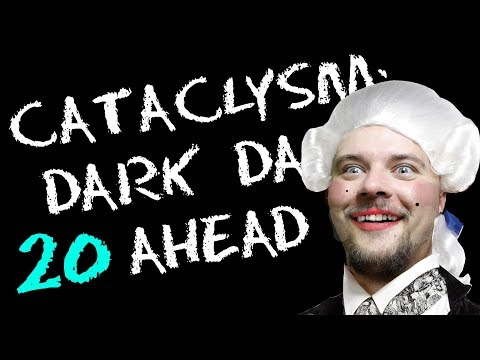 Cataclysm: DDA - Дом, Милый Дом! - Часть 20