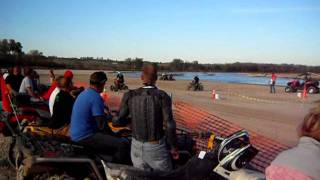 10. 2008 Yamaha raptor 250 special edition sand drags