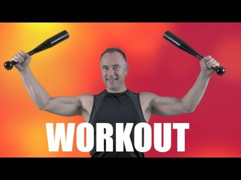 GET 6 PACK ABS CON's 18MIN WORKOUT
