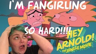 Nonton ANOTHER TRAILER?!?! REACTION! HEY ARNOLD THE JUNGLE MOVIE! Film Subtitle Indonesia Streaming Movie Download