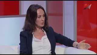 Людмила Кравченко в эфире программы «Точка зрения» на телеканале «Красная линия» (19.05.2015)