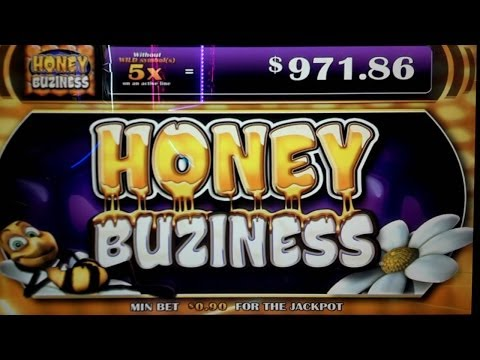 Honey Buziness - Variety of Bonus Features