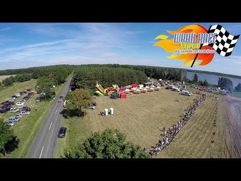Wideo1: Wrak Race Wijewo 2017
