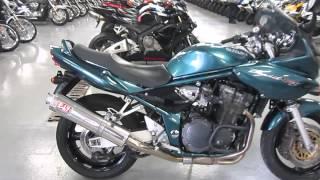 7. 2003 SUZUKI BANDIT 1200 S @ iMotorsports 9875