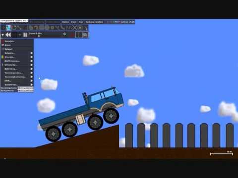 Phun - On the test track: Tatra 813 Kolos 8x8