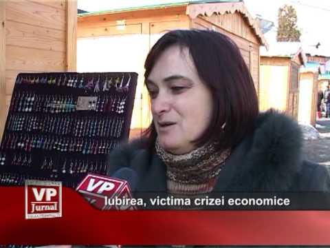 Iubirea, victima crizei economice