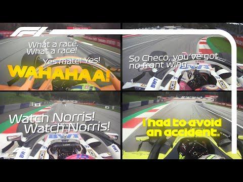 Crazy Four-Way Battle In Austria! | 2020 Styrian Grand Prix
